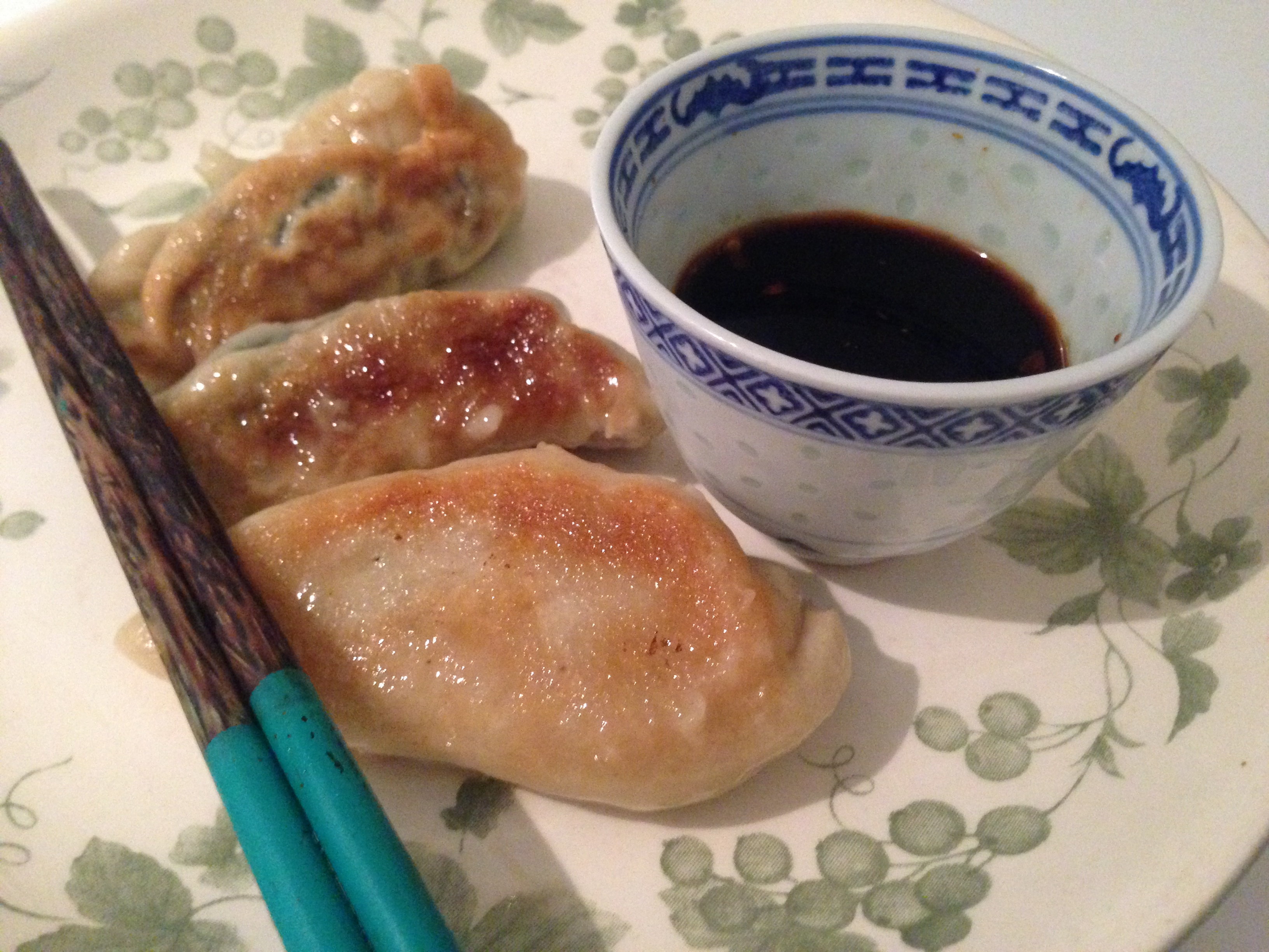 how to make japanese gyoza sauce