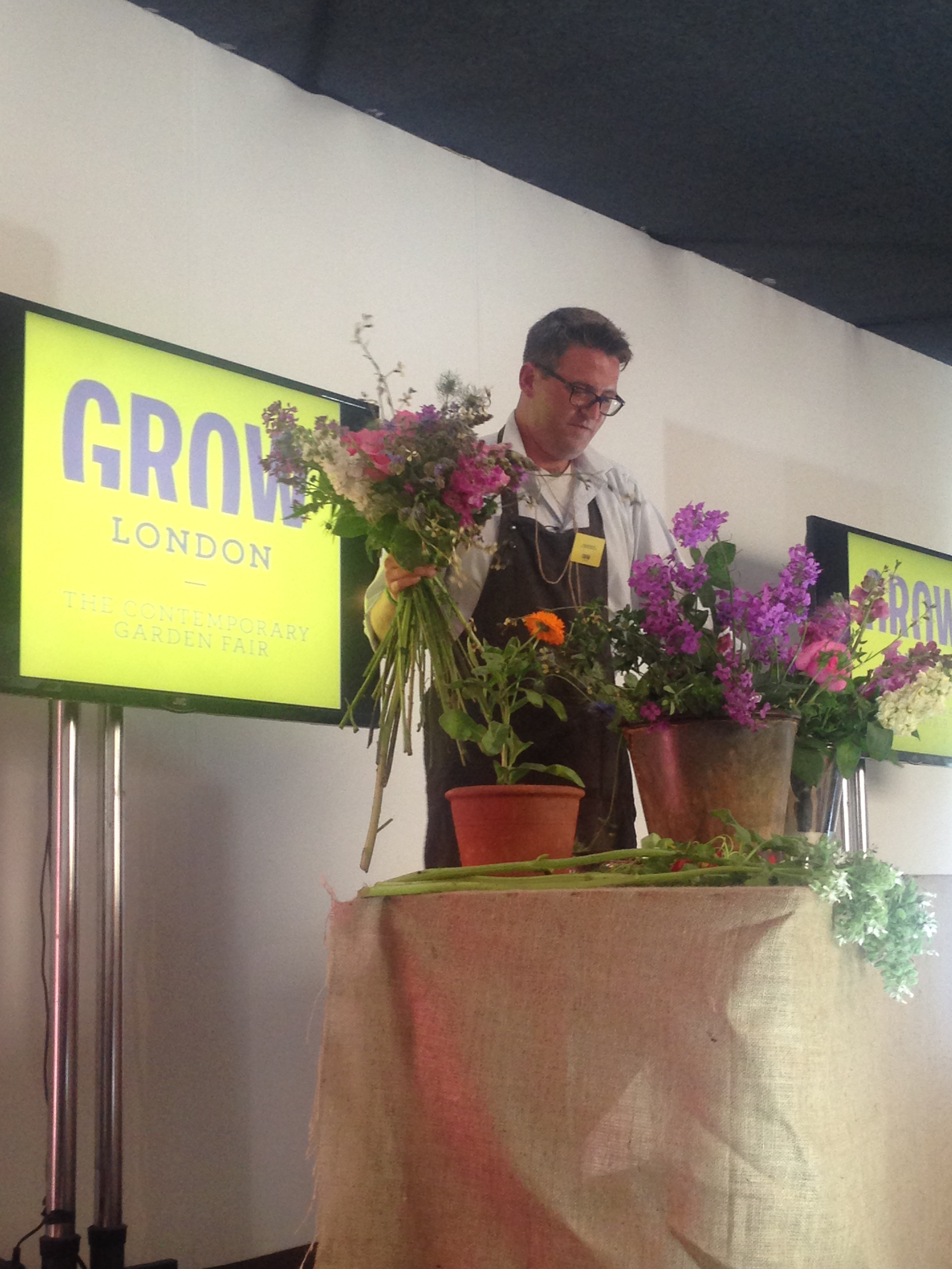 How to Make an Edible Bouquet – Talk by Florist Thomas Bloom at Grow ...