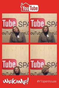 Paola Bassanese at YouTube Space London