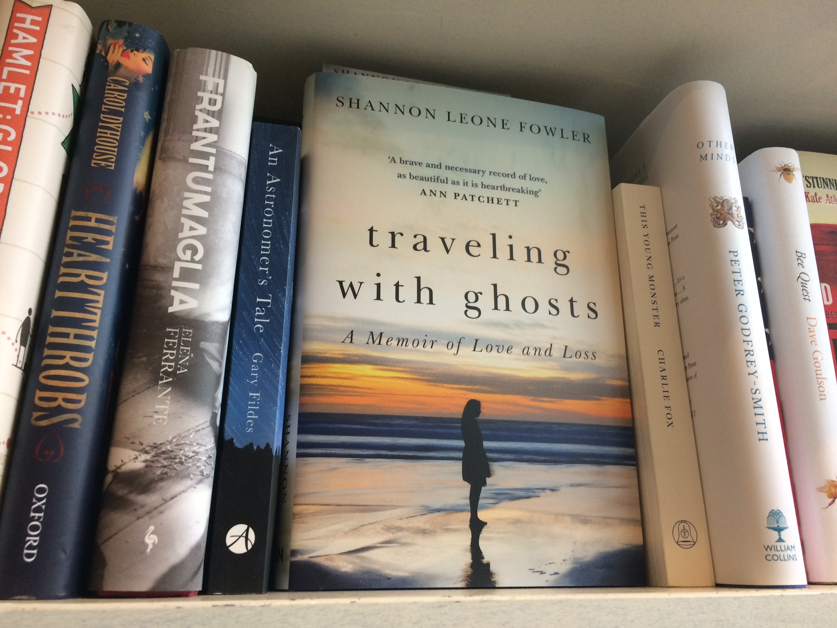 Shannon Leone Fowler's 'Traveling with Ghosts' Reading at Clapham Books