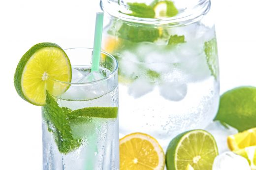 how to make refreshing flavoured water
