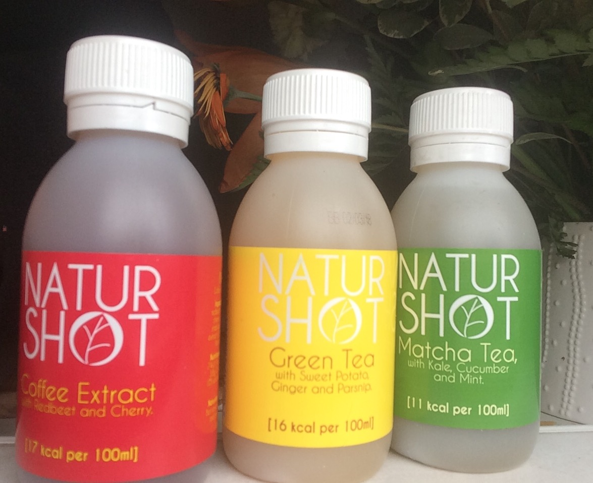 Unique Flavours: Naturshot Juice Review