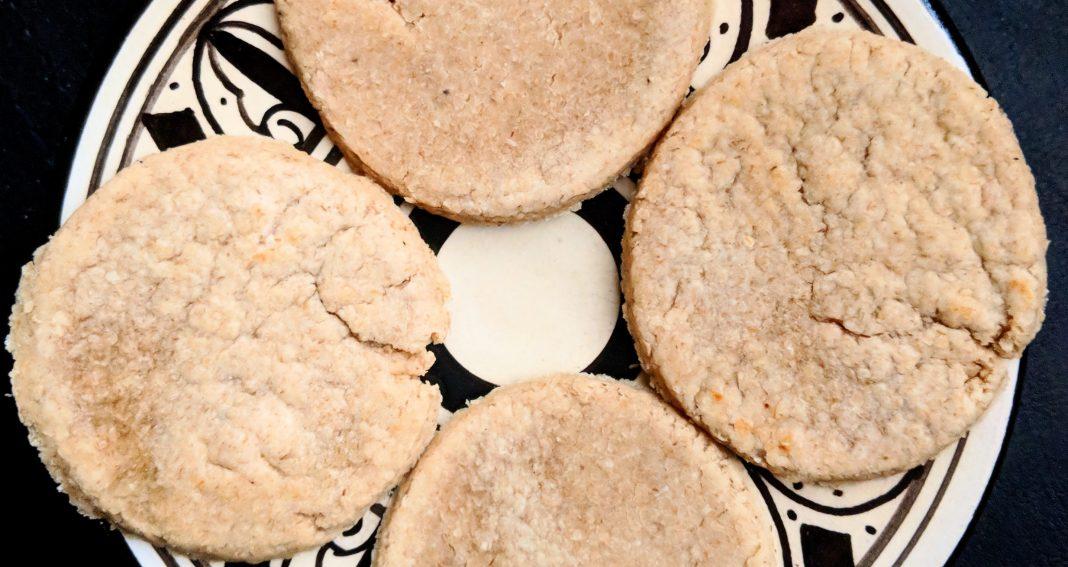 homemade oatcakes recipe